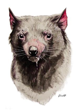 'Devil Drool' -ink & watercolour.png