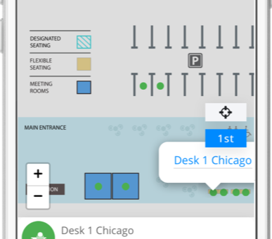 Is it finally time for hot desking? - 1 - Dynamic Space Utilization