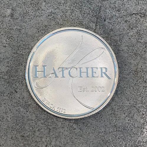 Hatcher/School Street Coin