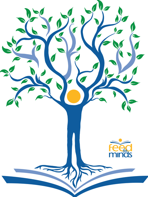 Feed the minds poster