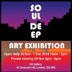 SOUL DEEP art exhibition 2018