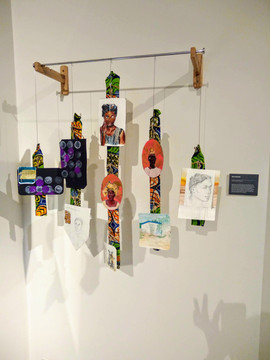 SOUL DEEP Art exhibition and Creative partners showcase at King's college London
