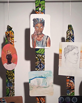 SOUL DEEP art exhibition - Researching mum