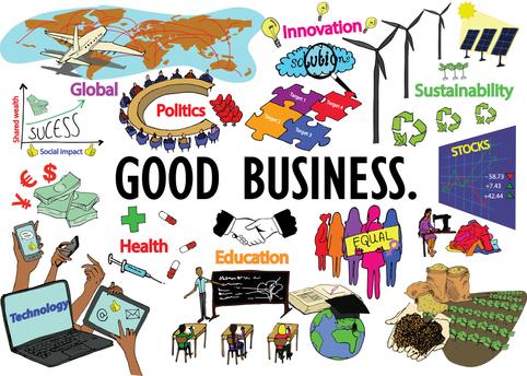 Good Business for social entrepreneurship