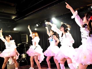 正統派アイドル「Bottom-Up!」ステージデビュー!