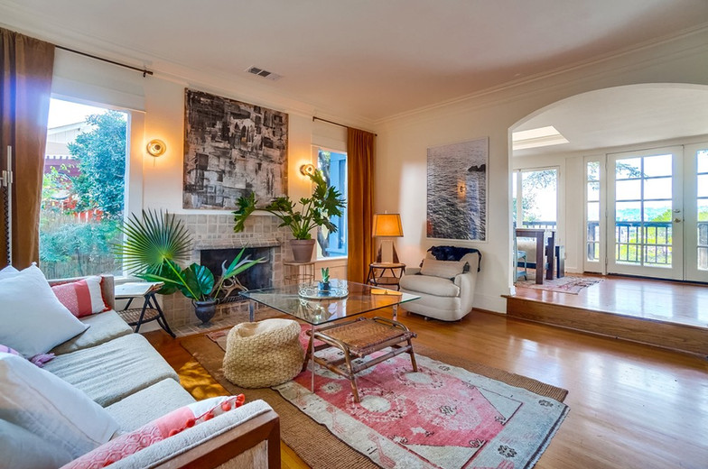 LUCILE — renovated & staged Sold $361K over asking