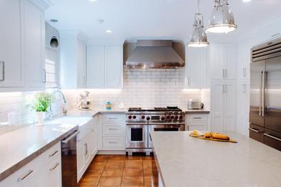STEVER –  kitchen remodel in Culver City