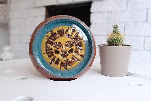Limited Edition KTREW X OK ARTS Sun Hand Thrown Handmade Trinket Dish 12 of 15