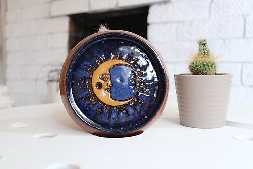 Limited Edition KTREW X OK ARTS Moon Hand Thrown Handmade Trinket Dish 6 of 15