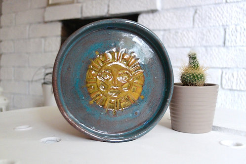 Limited Edition KTREW X OK ARTS Sun Hand Thrown Handmade Trinket Dish 11 of 15