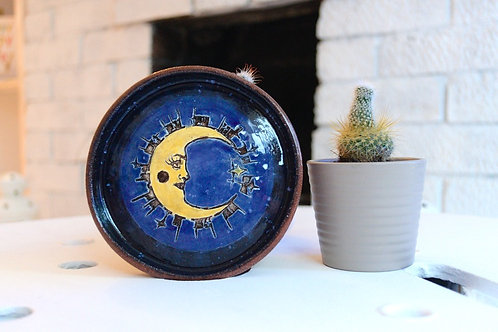 Limited Edition KTREW X OK ARTS Moon Hand Thrown Handmade Trinket Dish 7 of 15