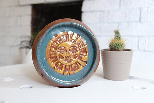 Limited Edition KTREW X OK ARTS Sun Hand Thrown Handmade Trinket Dish 14 of 15