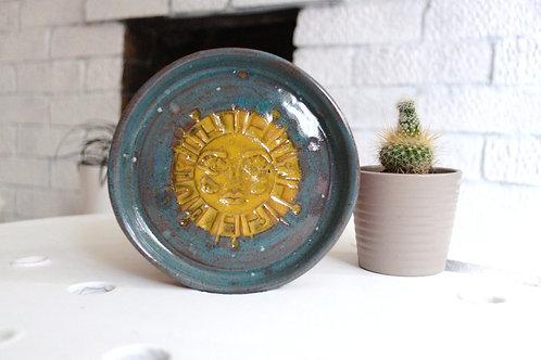 Limited Edition KTREW X OK ARTS Sun Hand Thrown Handmade Trinket Dish 8 of 15