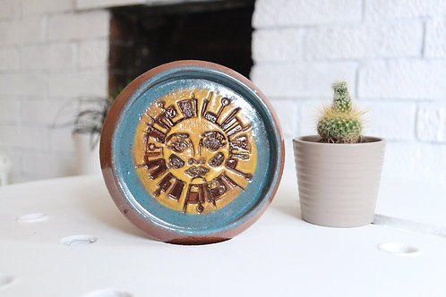 Limited Edition KTREW X OK ARTS Sun Hand Thrown Handmade Trinket Dish 15 of 15