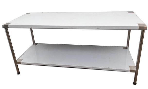 שולחן נירוסטה בגדלים שונים