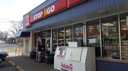 Bitcoin ATM inside Stop N Go