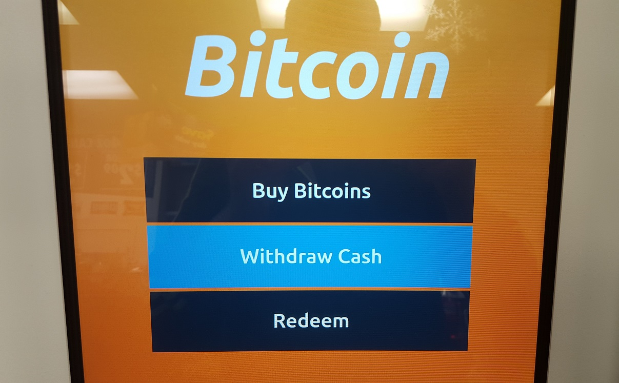 Buy/Sell Bitcoin ATM