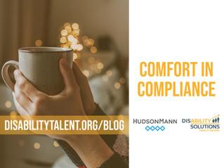 Comfort in Compliance