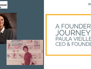 A Founder's Journey - Paula Vieillet, CEO & Founder at My Employment Options