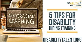 5 Tips for Disability Hiring_Social fb I