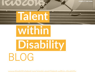 Talent within Disability