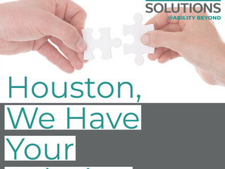 Houston, We Have Your Solution