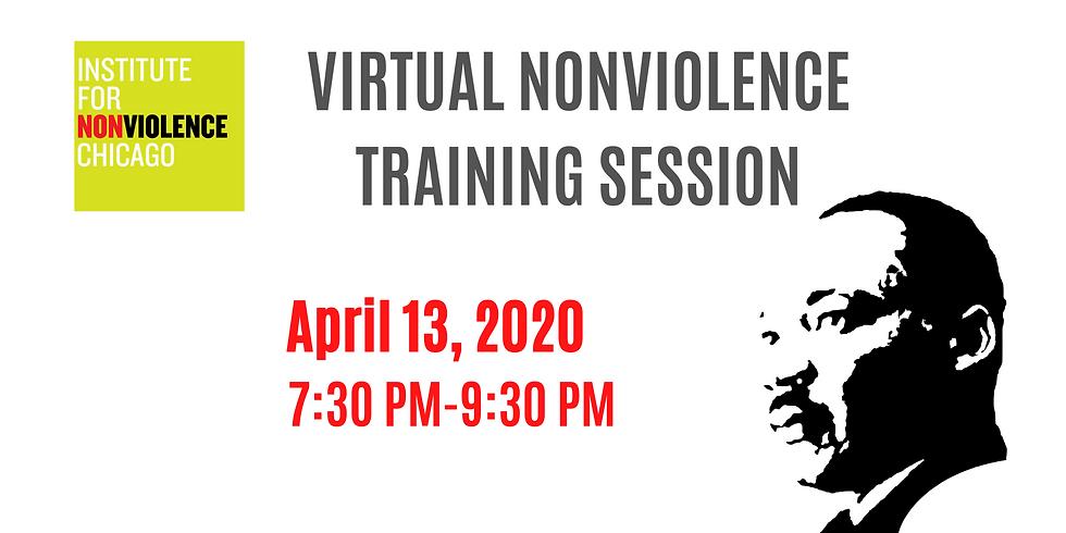 Virtual Nonviolence Training