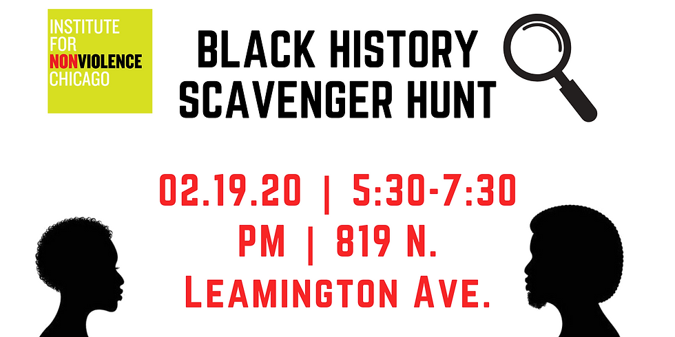Black History Scavenger Hunt