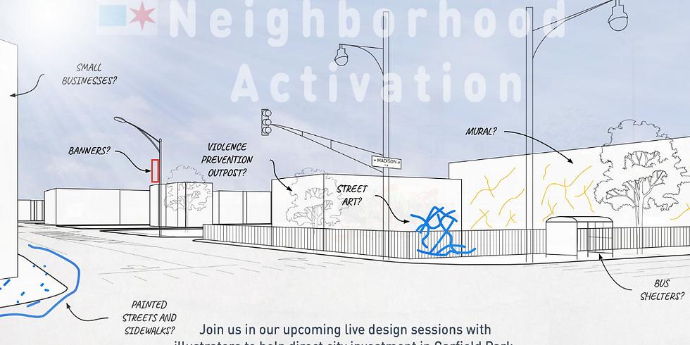GPWC: Neighborhood Activation