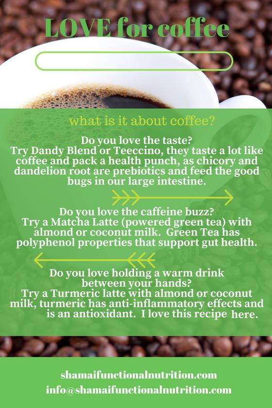 How to kick COFFEE