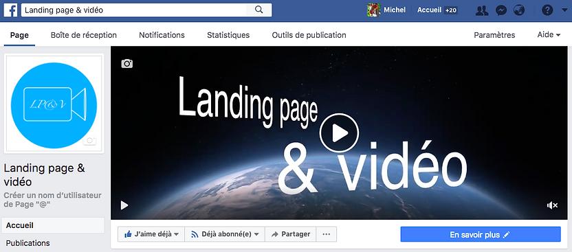 Landing page & vidéo Nouvelle-Calédonie Nouméa
