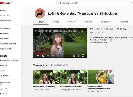 Des vidéos pour votre chaîne YouTube