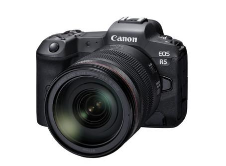 Canon R5  «l'appareil photo de l'impossible»