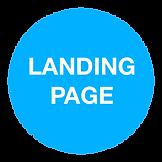 Landing page & vidéo