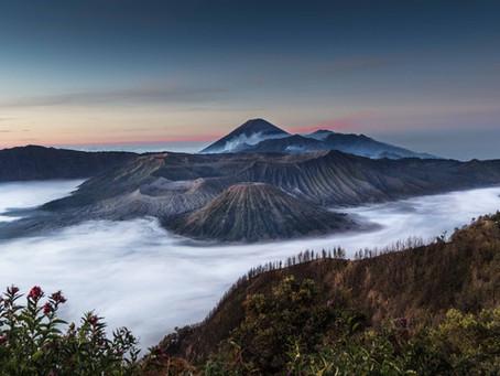Shooting volcan à Java