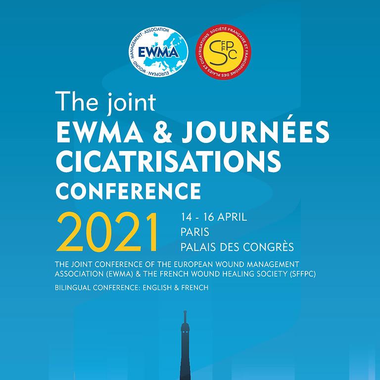 EWMA & Journées Cicatrisations Conference 2021
