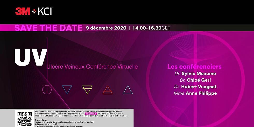 Ulcère Veineux Conférence Virtuelle