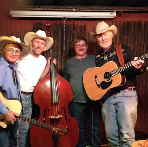 """Beans with The Slade Rivers Band at Bridgeport """"Barns and Terrace"""" 2015"""