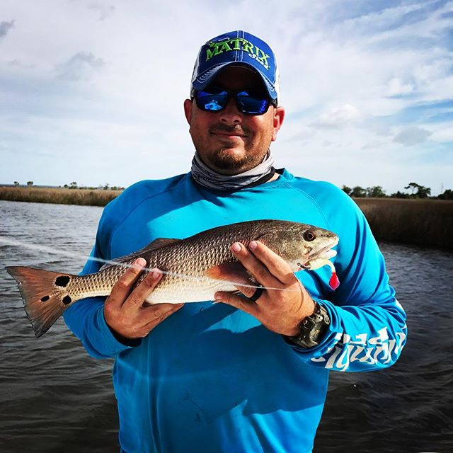 If you want that juice to catch reds you need to visit matrixshad.com
