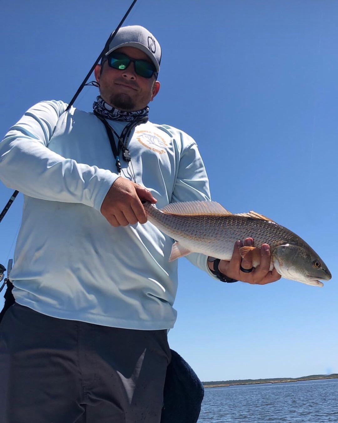AJ sight fish 4 lb red - Copy