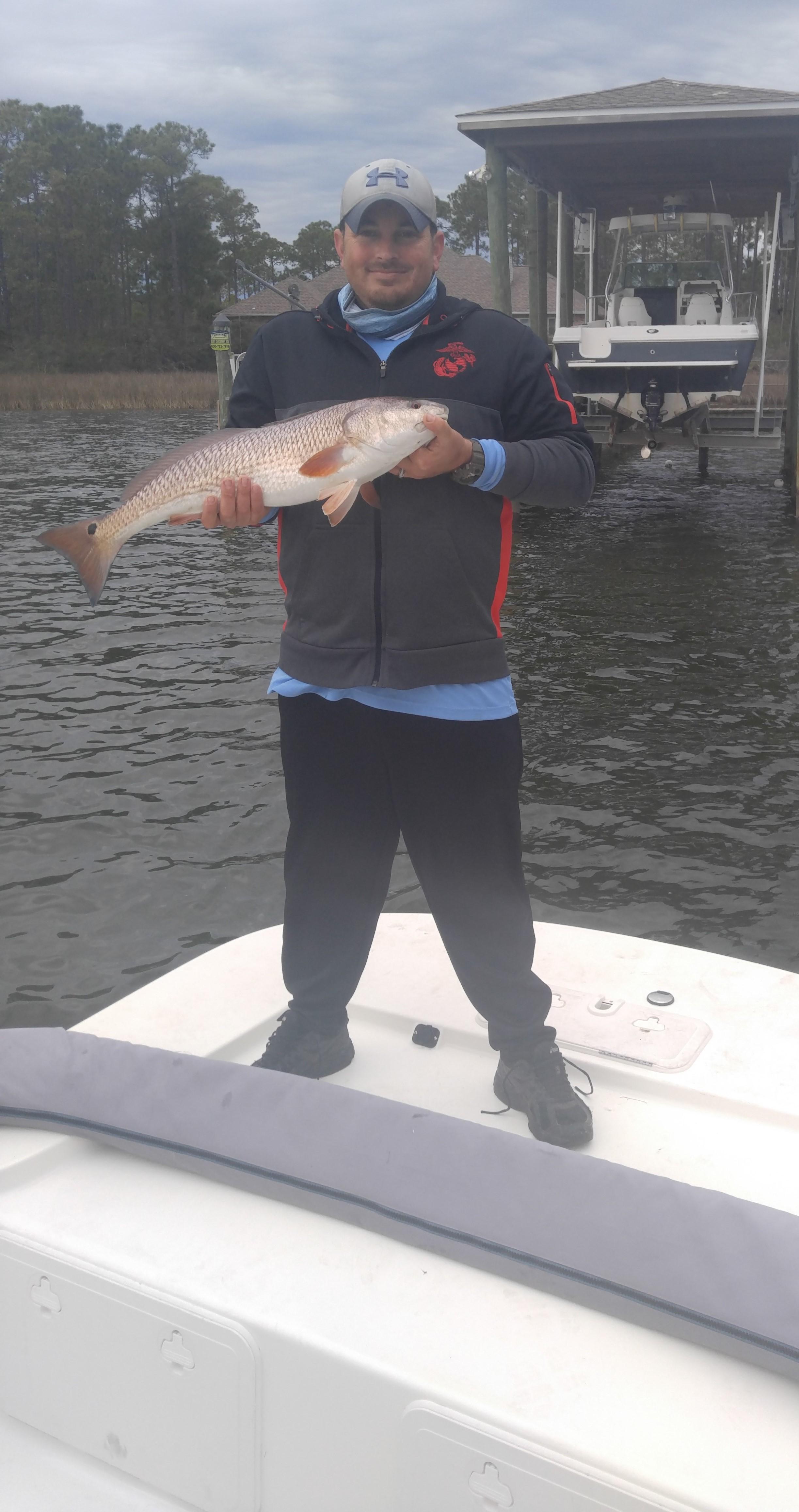 Redfish Eastbay 12312016