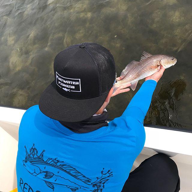 #flatwaterfishing #redfishkings