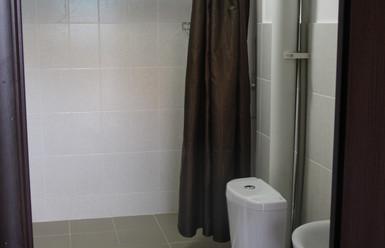 Душ, туалет, холодная, горячая вода