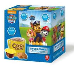 Paw Patrol Ciocco Cookie