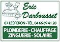 Encarts - 20 cm x 14 cm - Eric Darbousse