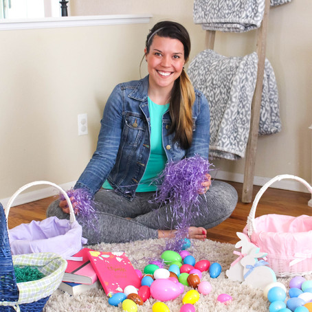 Last Minute Easter Basket Gift Ideas - that you still have time to get!