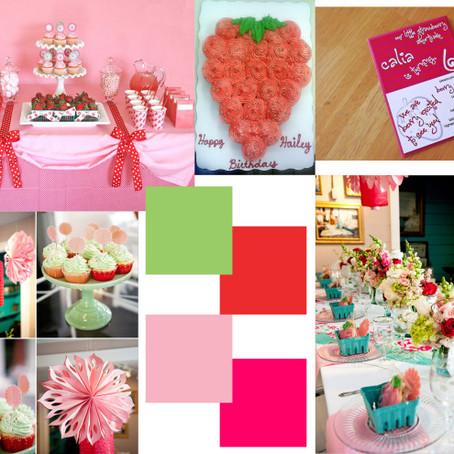 Sweet Strawberry Inspiration