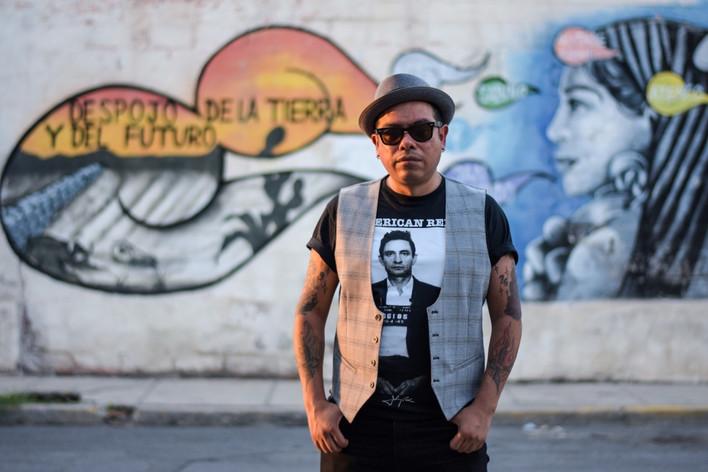 Homero Ontiveros debuta como solista | Revista Noise Armada