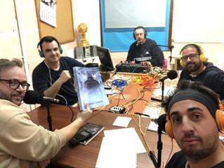 ENTREVISTA EN VOZ FM (El bancal de los artistas) Y MI OPINIÓN SOBRE EL PROGRAMA.