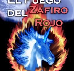 """RESEÑA: """"El fuego del zafiro rojo"""""""